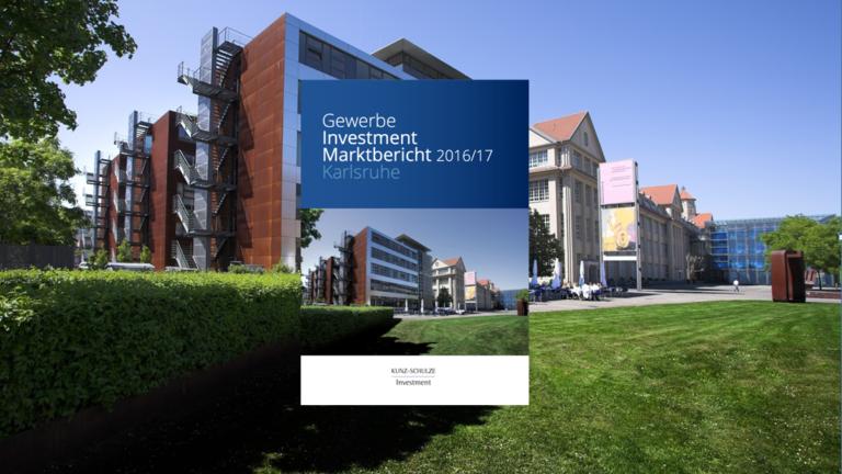 Investmentmarktbericht 2016/17