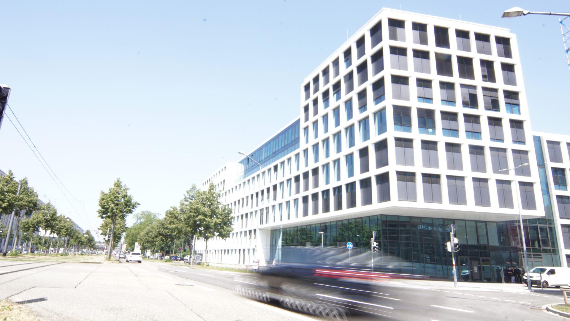 Büroflächen Ludwig-Erhard-Allee, Karlsruhe