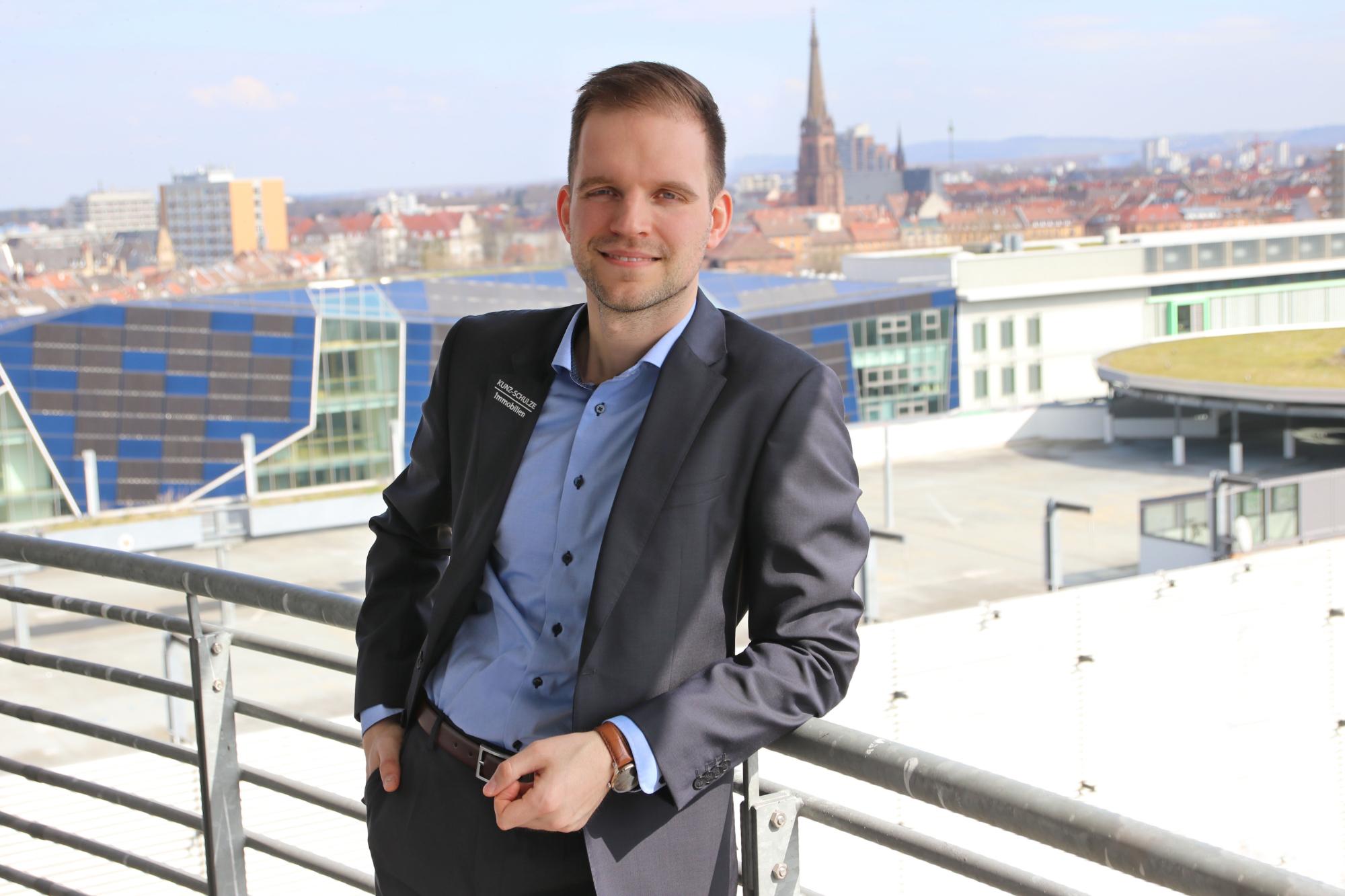Jan Kampmann Gesellschafter KUNZ-SCHULZE Immobilien