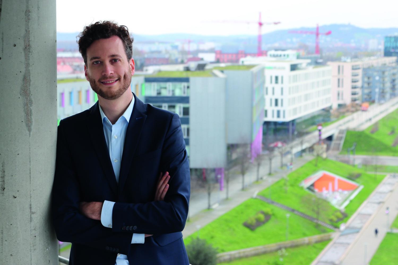 Marco Ziegler Gesellschafter KUNZ-SCHULZE Immobilien