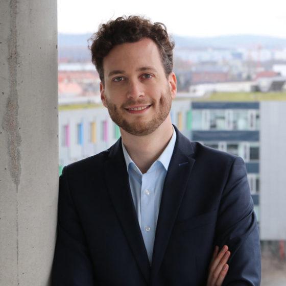 Marco Ziegler Vertrieb Büroflächen und Anlageimmobilien