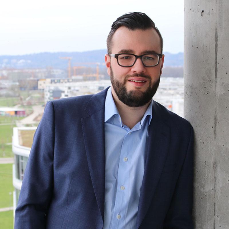 Boris Mäckler Assistenz der Geschäftsleitung