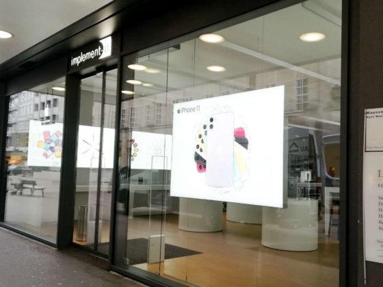 Implement it vermietung Ladenfläche Karlsruhe