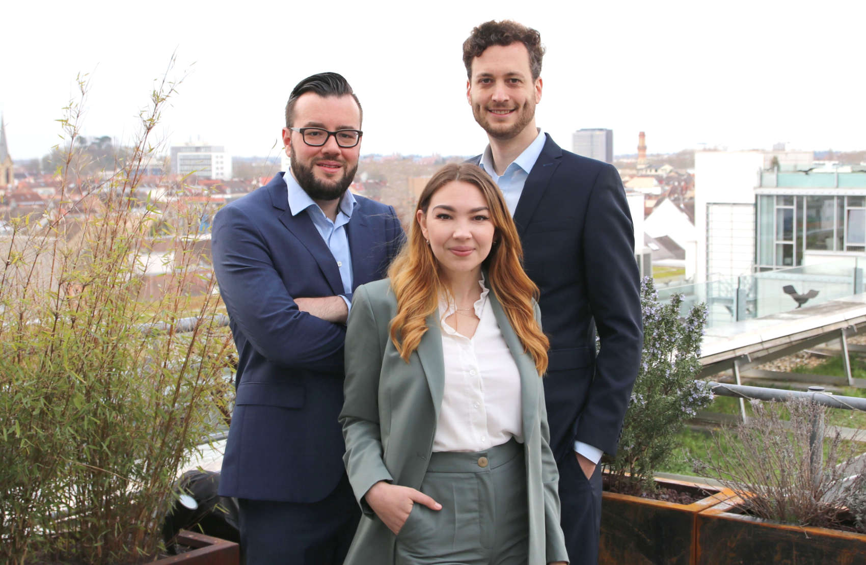Team Bürovermietung KUNZ-SCHULZE Immobilien