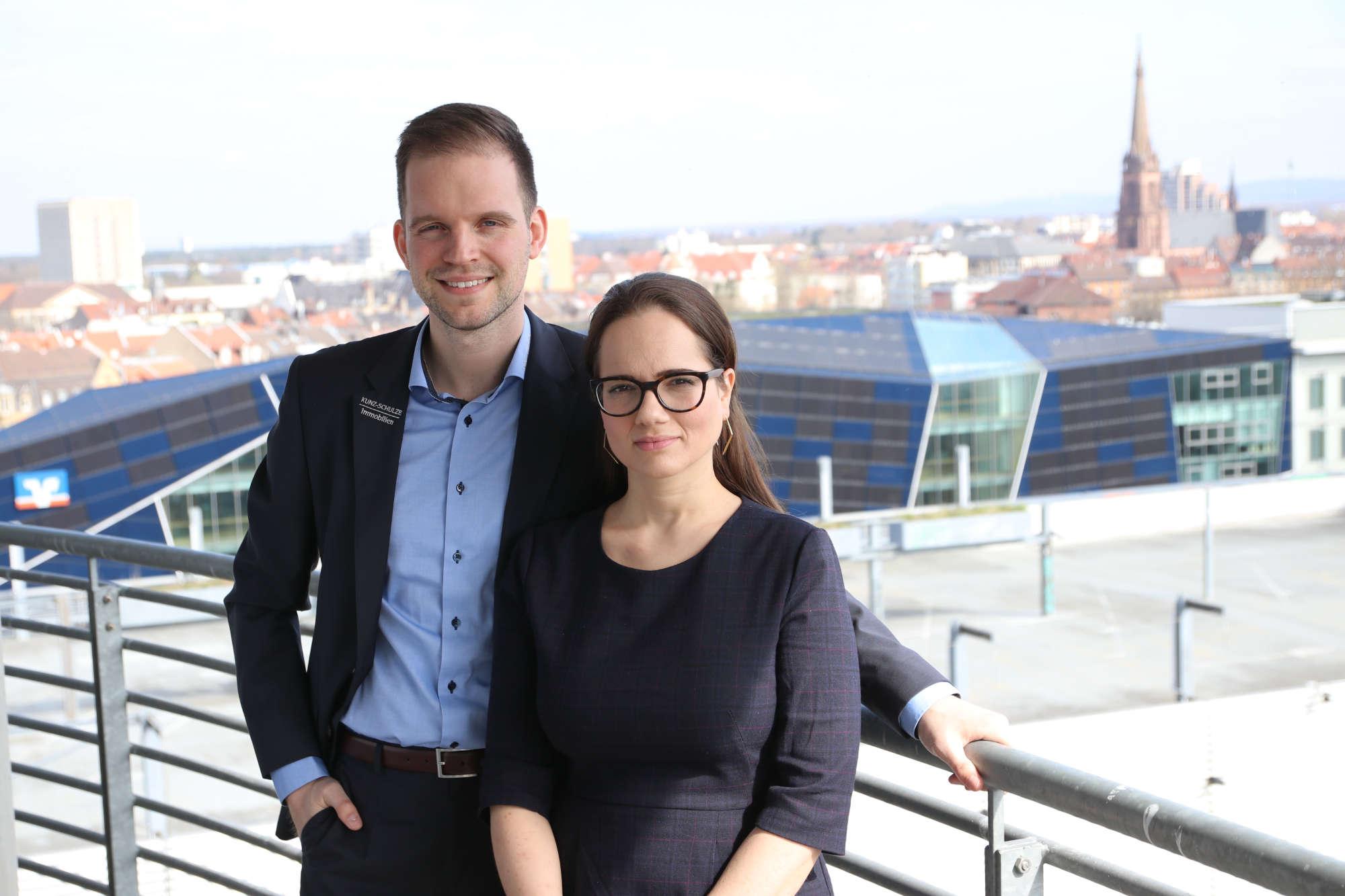 Team Läden Hallen Gastro Vermietung KUNZ-SCHULZE Immobilien