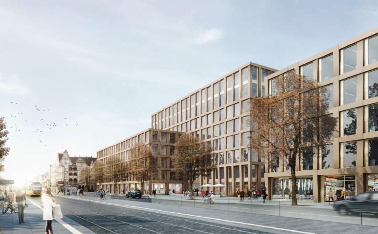 Neubau Durlacher Allee