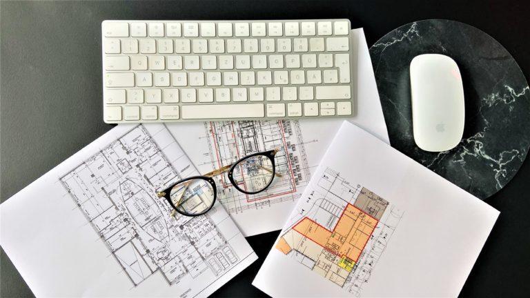 Büro Grundriss